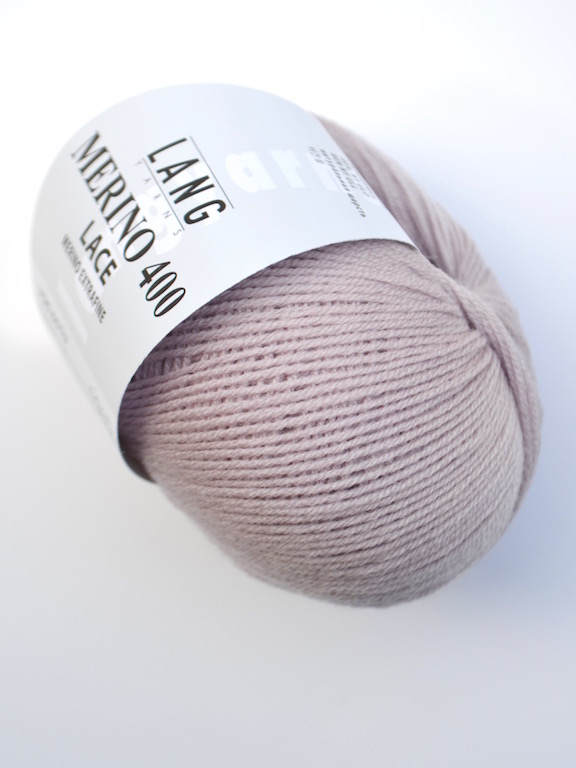Merino 400 Lace 0019 powder