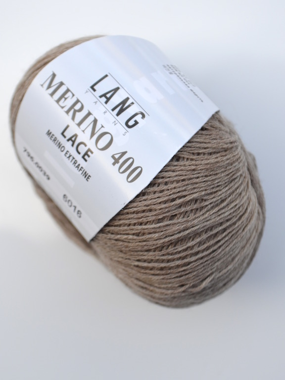 Merino 400 Lace 0039 molebrown