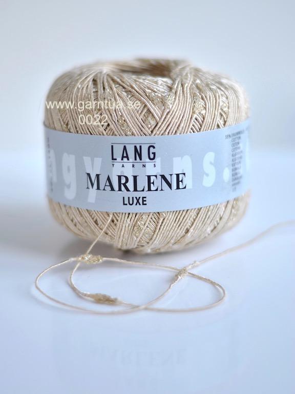 Marlene Luxe från Langyarns färg 0022