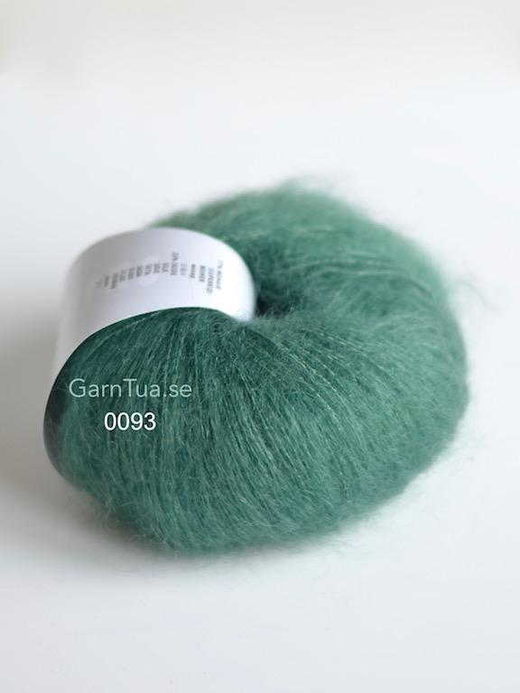 Langyarns Mohair Luxe 0093 grön