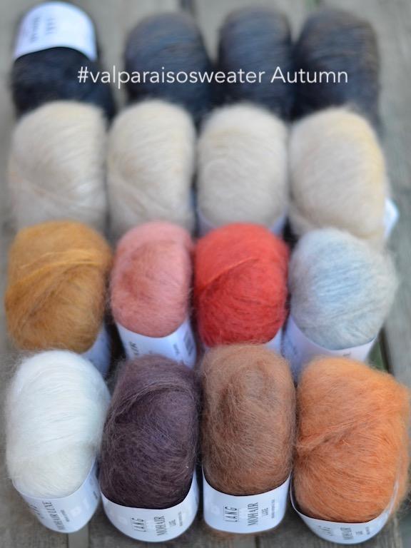 Valparaisosweater Autumn