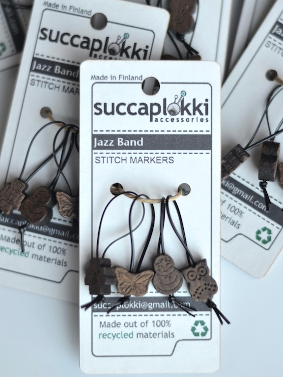 jazz band stickmarkörer Succaplokki