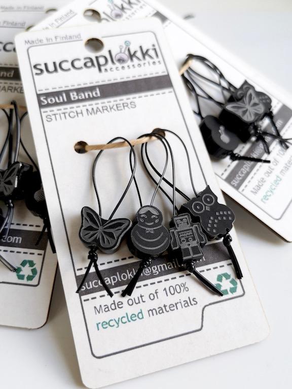 Succaplokki Soulband BLACK