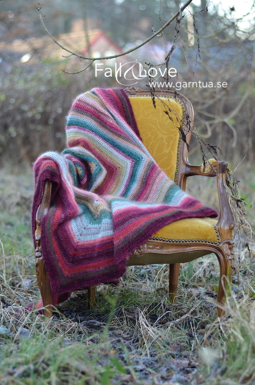 Fall & Love blanket