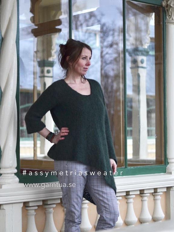 Assymetriasweater