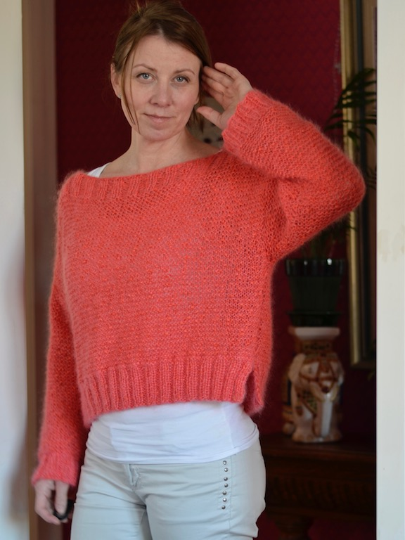 boxy80 sweater