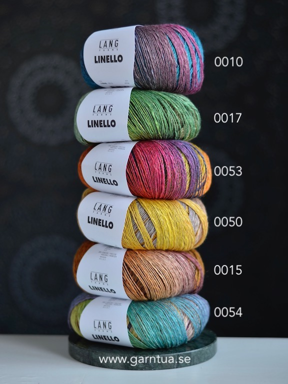 Langyarns Linello