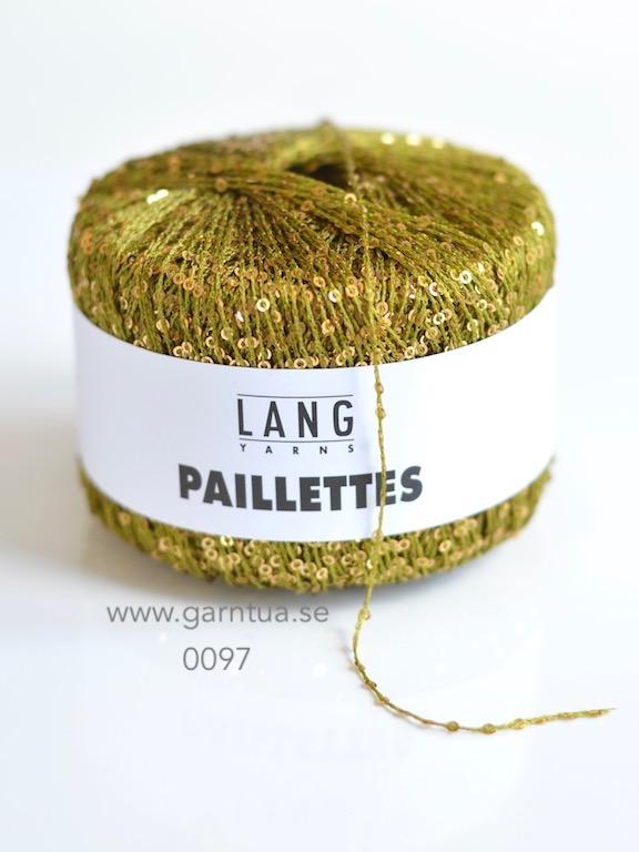 langyarns paillettes 0097