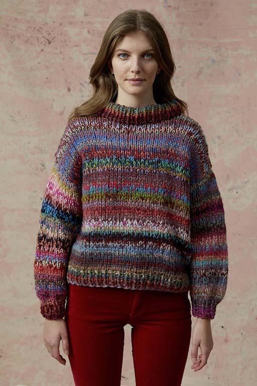 Langyarns cloud sweater 005