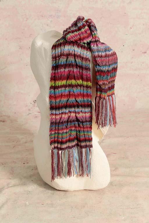 Cloud scarf 004