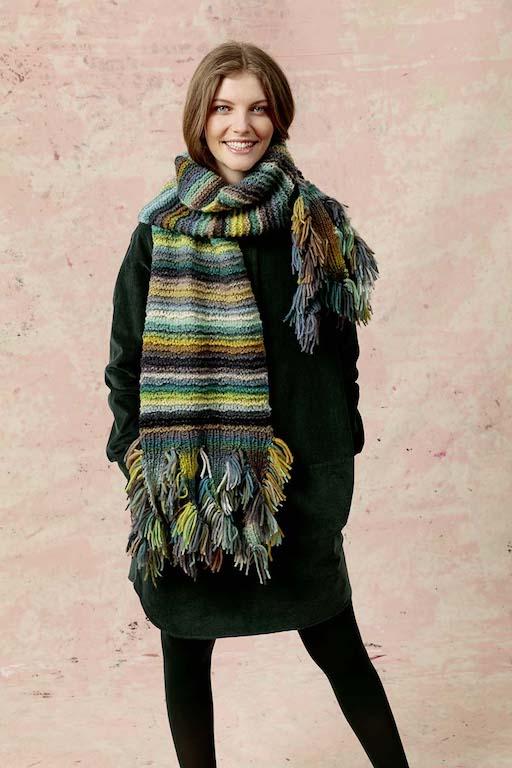 cloud scarf 009
