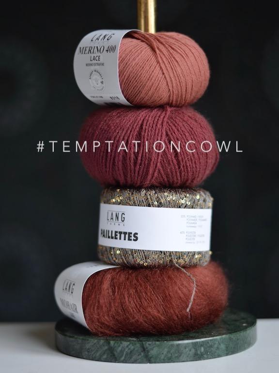 temptation rust rose
