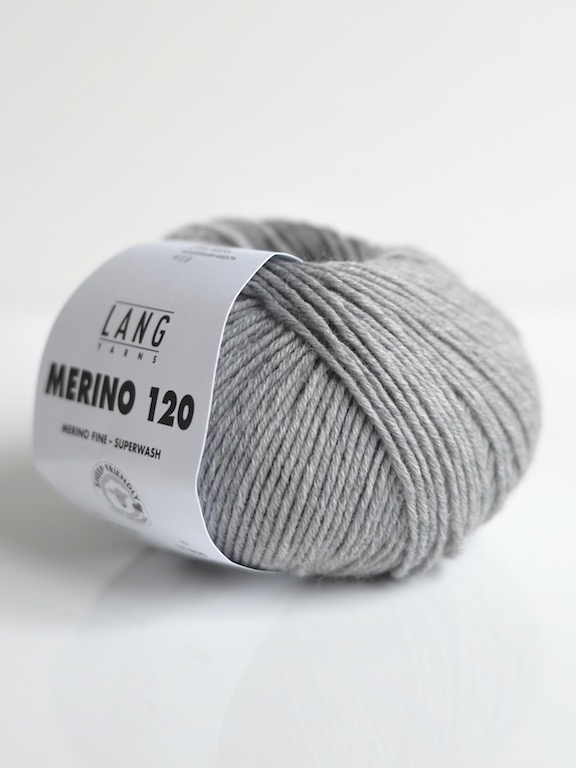 Merino 120 0324 light gray